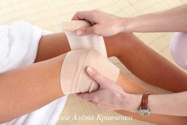 térdízületi kezelési komplex artrózisa