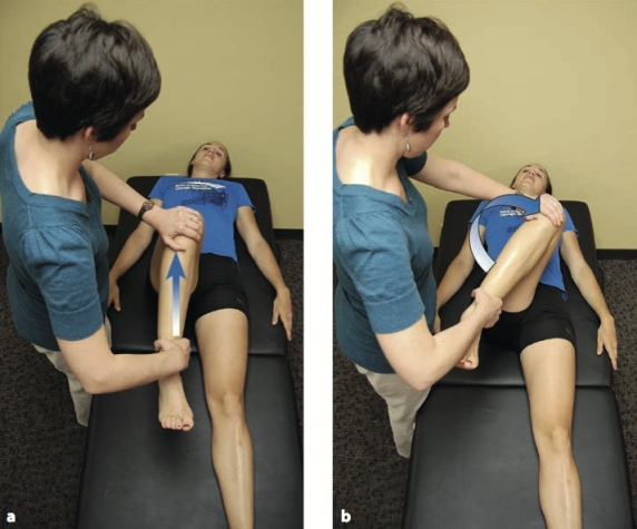 fájdalom láb csípőízület