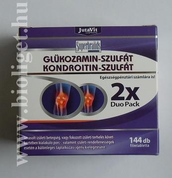 kondroitin és glükózamin kenőcs