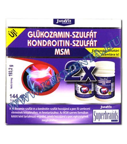 glükózamint és kondroitint tartalmazó készítmények áron bursitis vagy térd artritisz