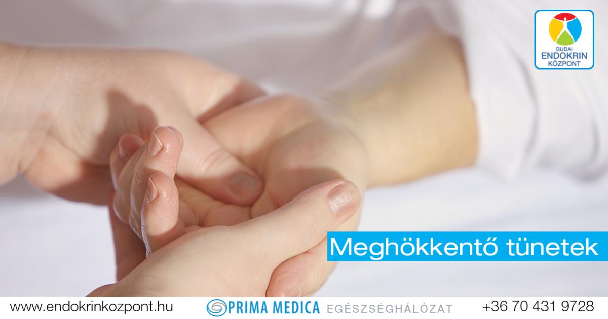 az ujjízület periosteumának gyulladása