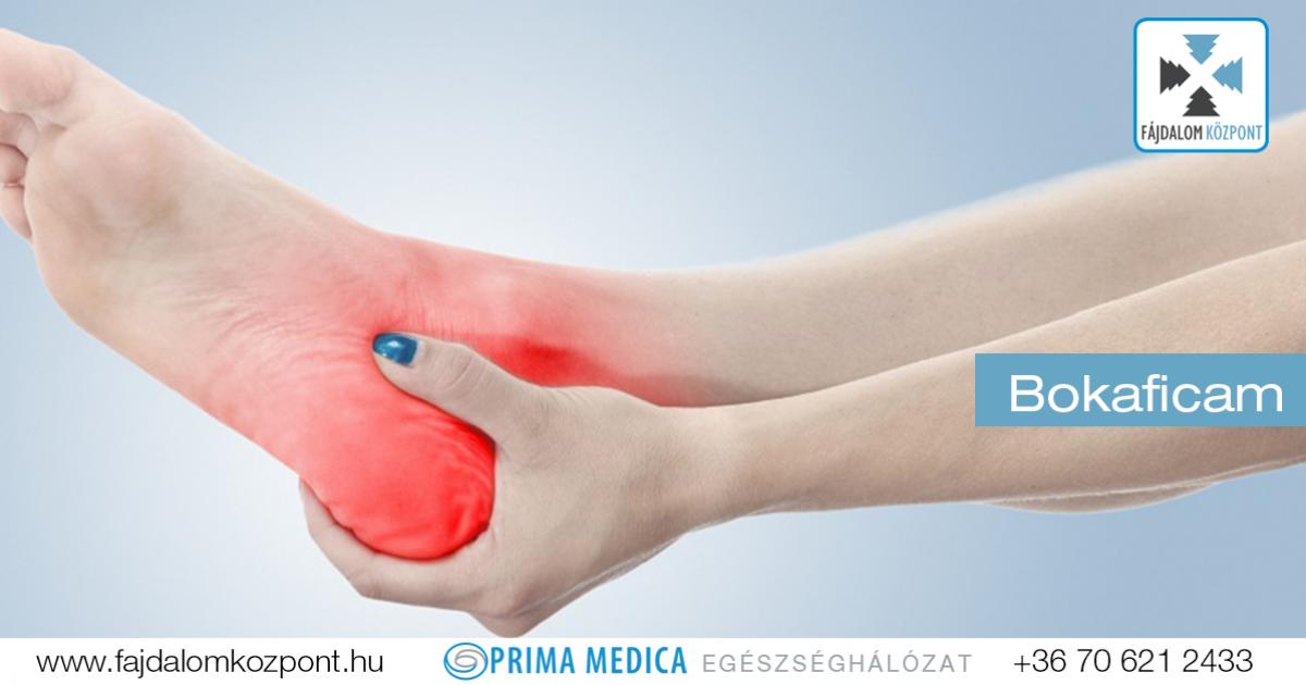 a bokaízület és a borjú izmainak fájdalma zsibbadt kezek fáj a vállízület
