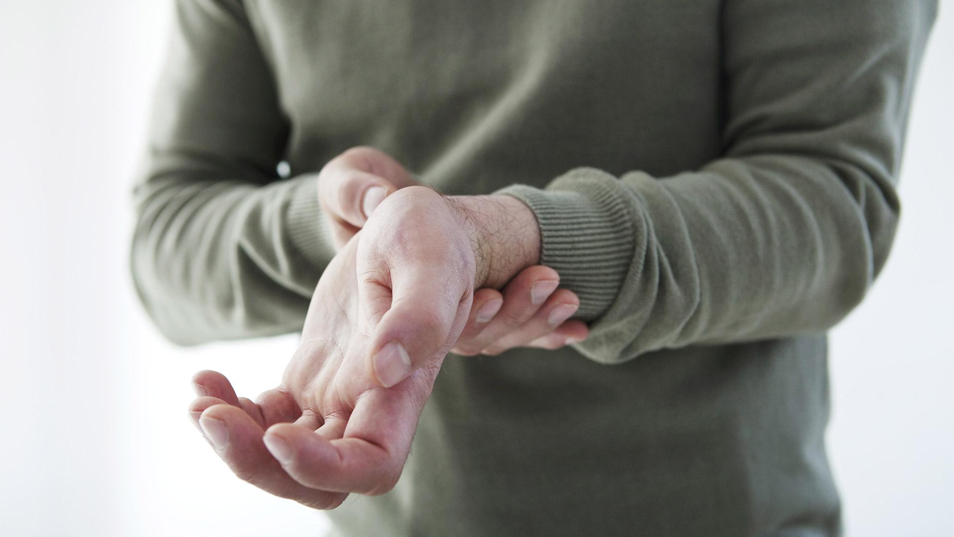 akut csukló-ízületi gyulladás kezelés lézeres kezelés artrózis