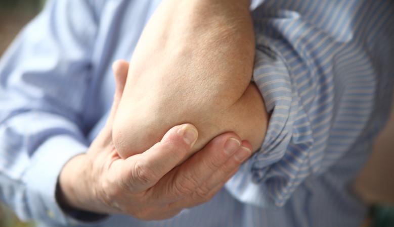 fáj a könyökízület gyógyul