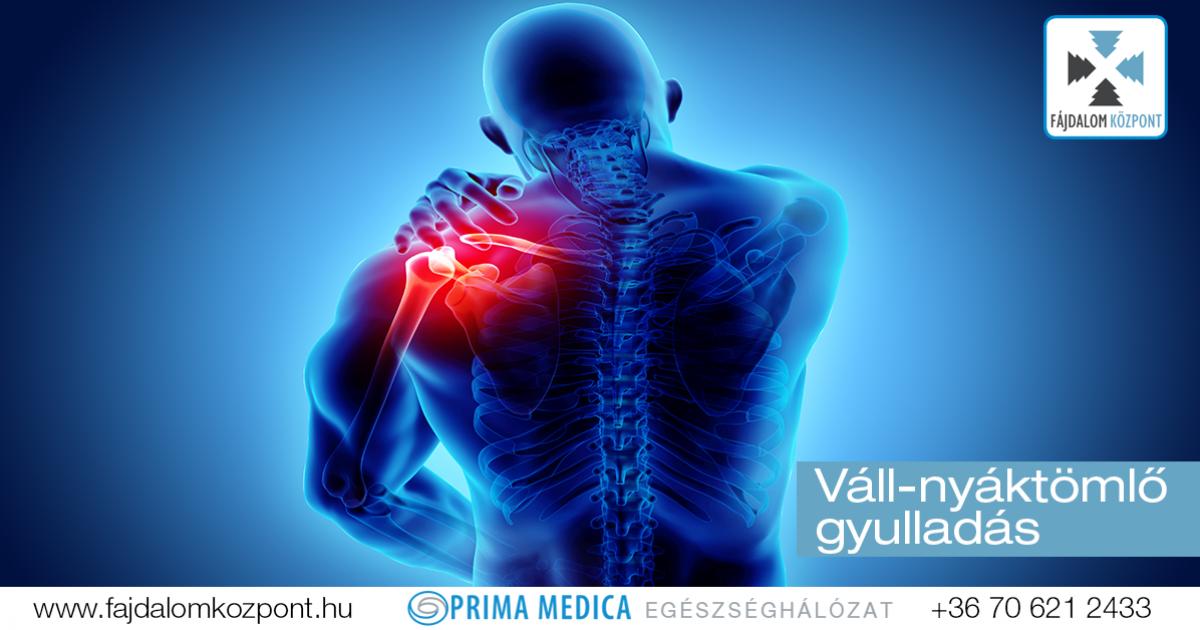 gyógyszer a váll fájdalom kezelésére a csontok és az ízületek megsérülnek a mérgezés során