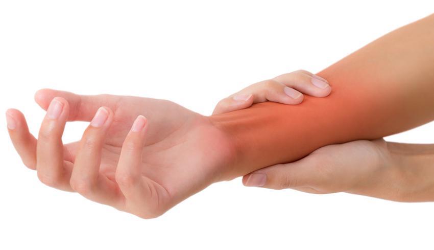 mi gyógyítja a kéz ízületeit