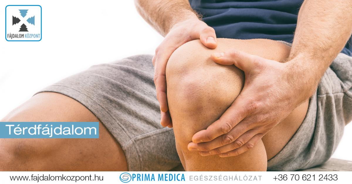 miért fáj a térdem ha behajlítom a második fokú térd deformáló artrózisa