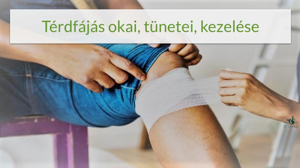 femoropatellaris artrózis kezelés